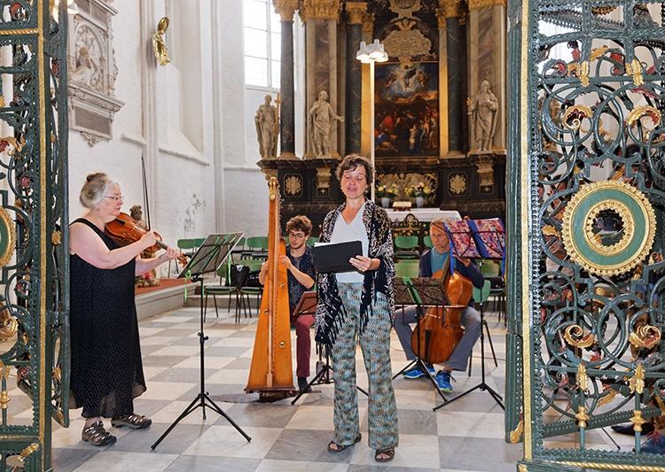 Orchesterprobe Exquisite Noise